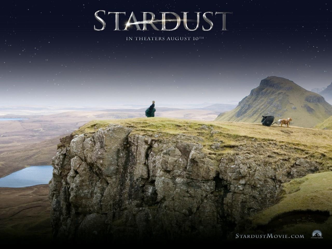 suggestivo wallpaper del film Stardust