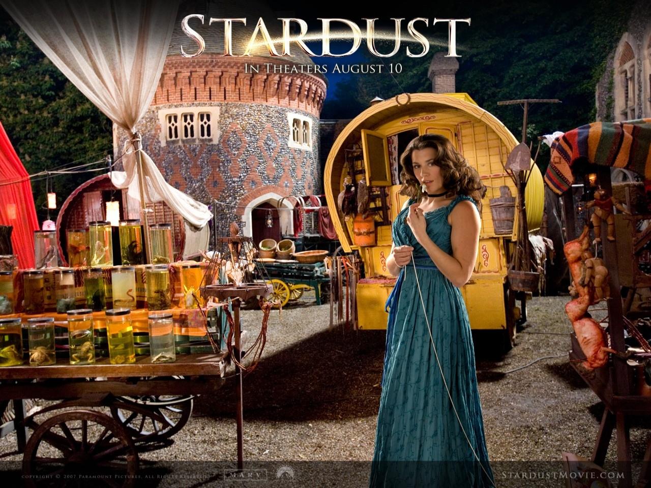 Wallpaper del film Stardust (2007)