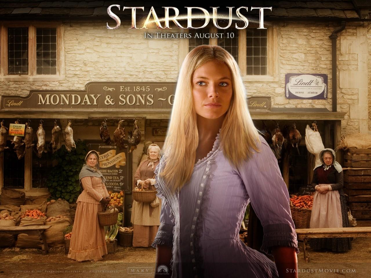 Wallpaper del film fantasy Stardust
