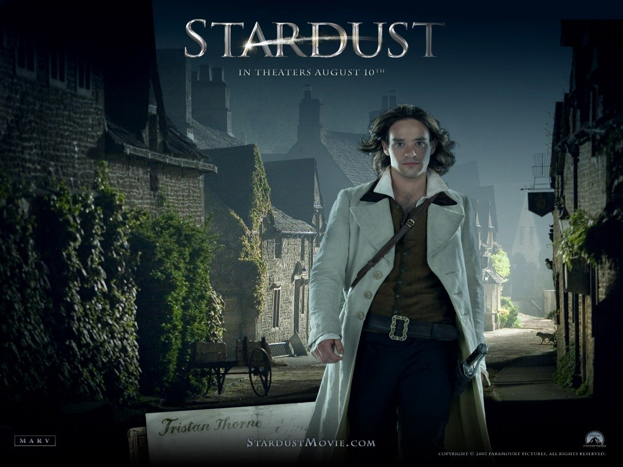 Wallpaper per il desktop del film Stardust