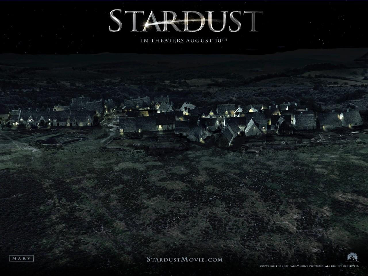 Wallpaper 'notturno' del film Stardust