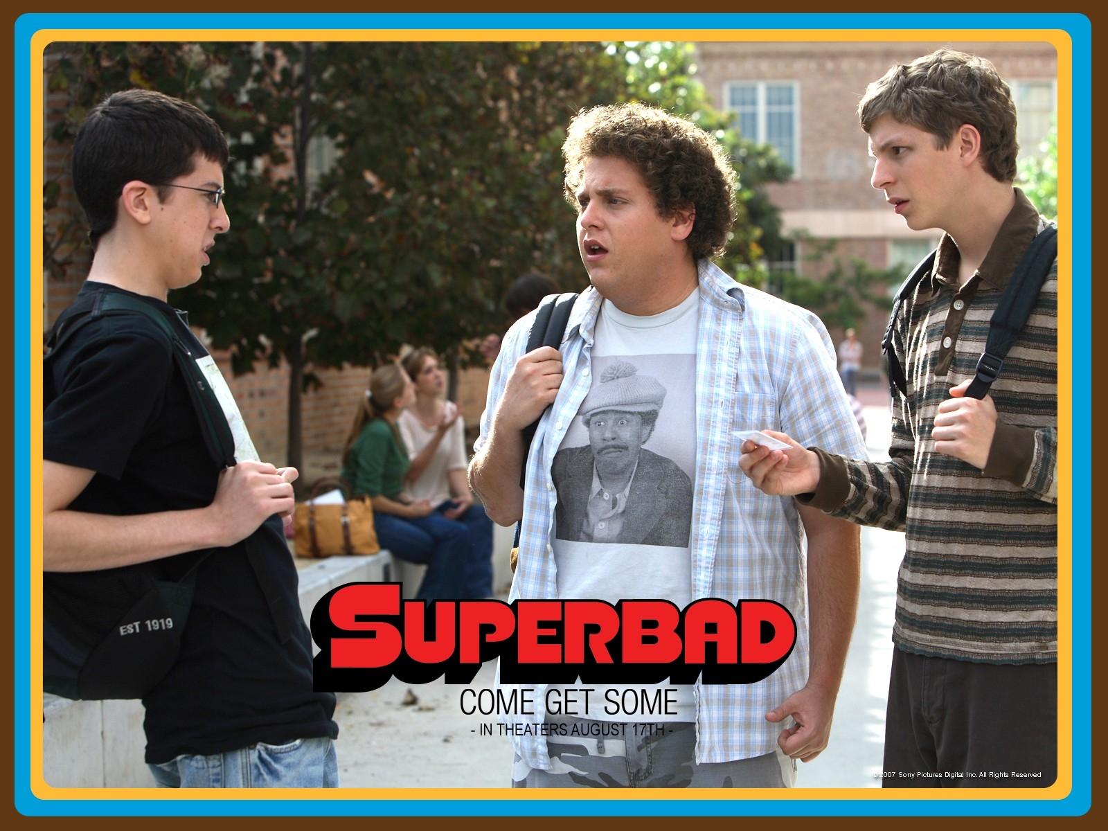 Wallpaper del film SuxBad