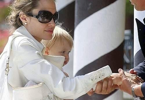 Venezia 2007: Angelina Jolie