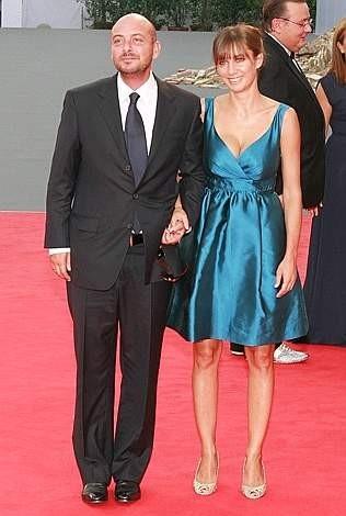 Venezia 2007: Emanuele Crialese e sua moglie