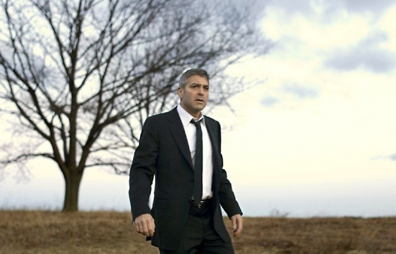 George Clooney in una bella sequenza di Michael Clayton