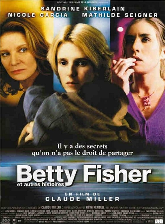 La locandina di Betty Fisher