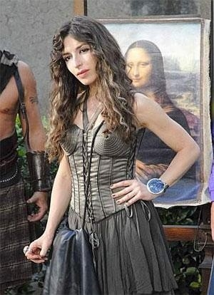 Sabrina Impacciatore in una scena del film 2061