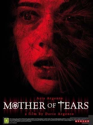 Un poster americano de La terza madre