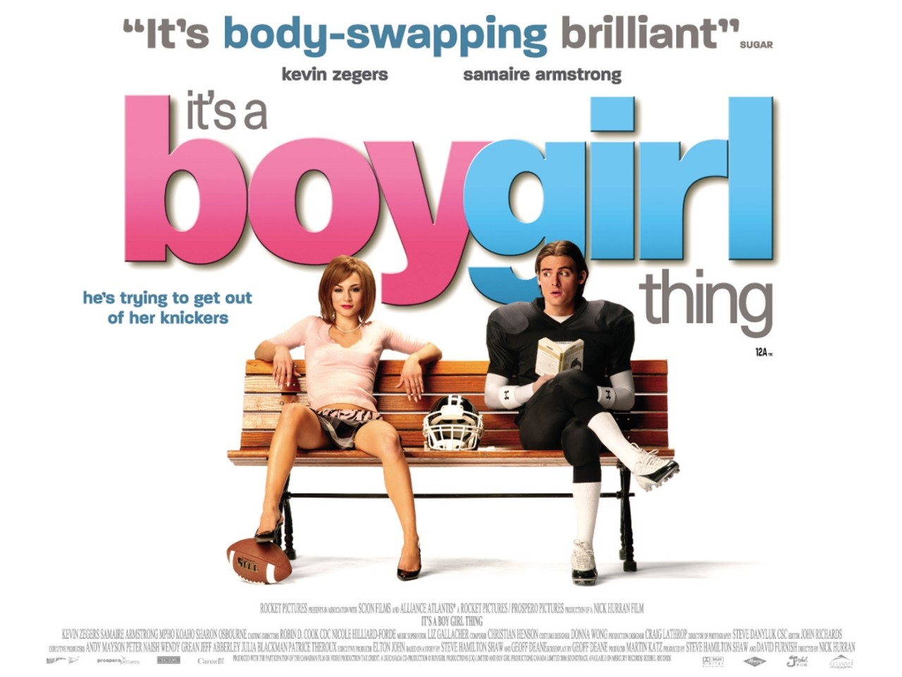 Wallpaper del film Boygirl - Questione di sesso