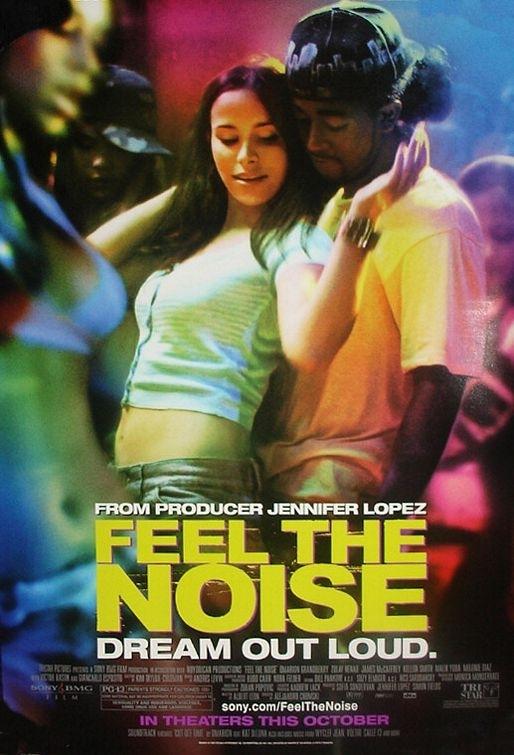 La locandina di Feel the Noise