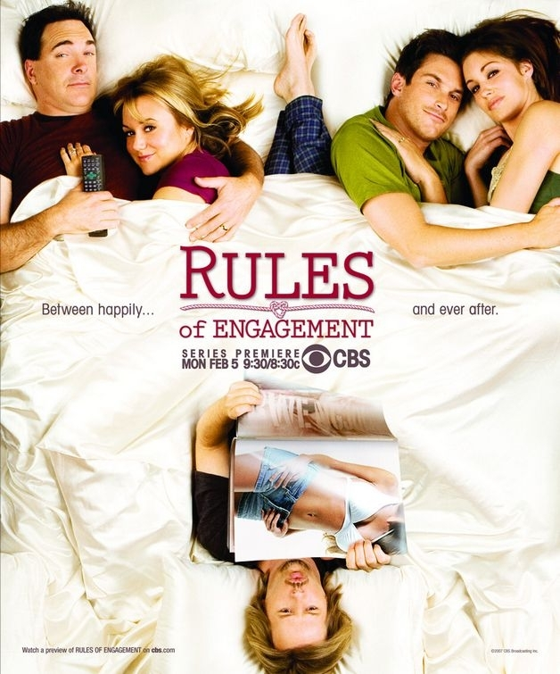 La locandina di Rules of Engagement
