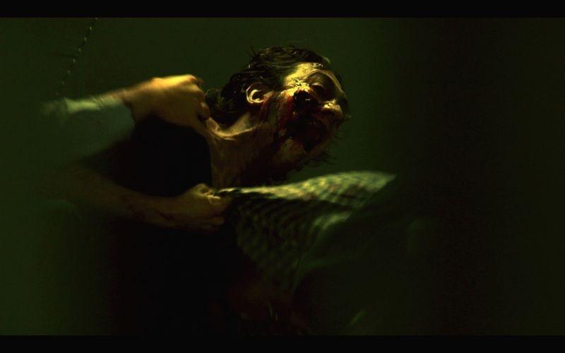 Un'immagine del film Rec, uscito nel 2007