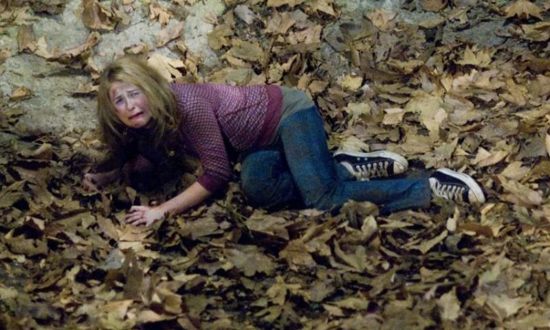 Una scena del film Halloween the Beginning (2007)