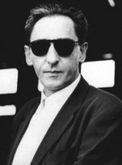 il cantautore catanese Franco Battiato