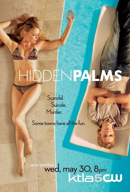La locandina di Hidden Palms