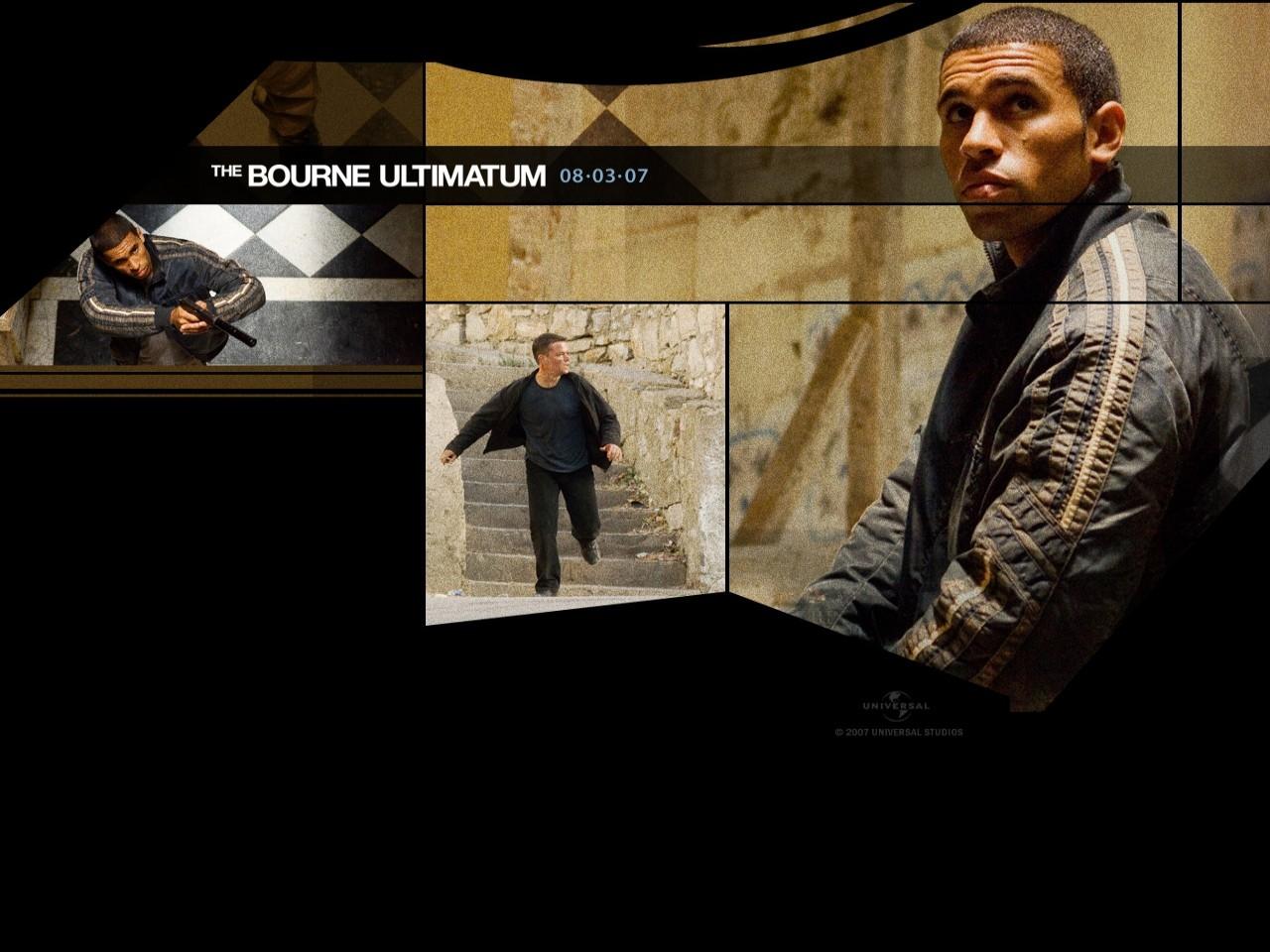 Wallpaper di The Bourne Ultimatum - il ritorno dello sciacallo