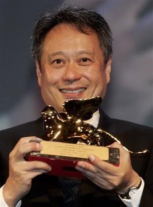 Ang Lee con il suo secondo Leone d'oro