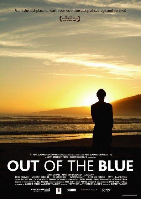 La locandina di Out of the Blue