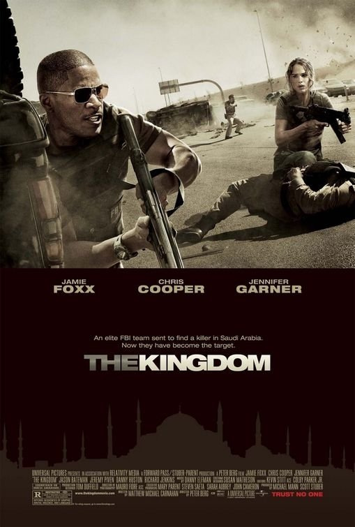 La locandina di The Kingdom