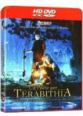 La copertina DVD di Un ponte per Terabithia (HD-DVD)