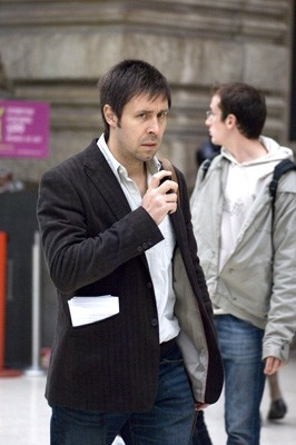 Paddy Considine in una scena del film The Bourne Ultimatum