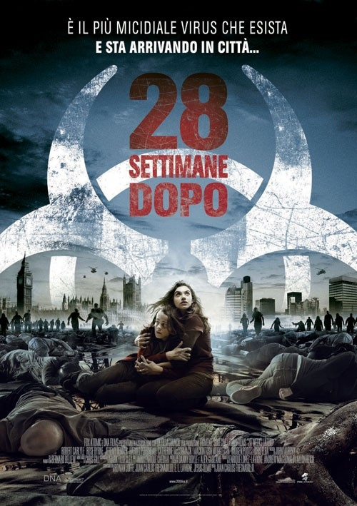 La locandina di 28 Weeks Later