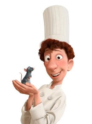Linguini, uno dei personaggi protagonisti di Ratatouille