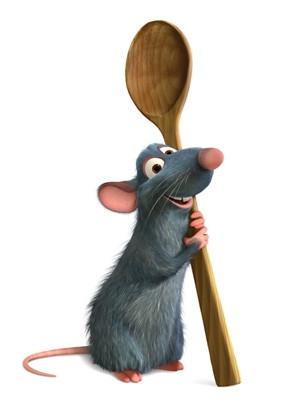 Remy, uno dei personaggi protagonisti di Ratatouille