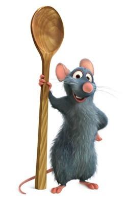 Remy, il topolino-chef del film Ratatouille