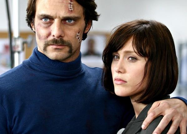Alessandro Preziosi e Gabriella Pession in una scena de 'Il capitano 2', episodio 'Operazione tritolo - seconda parte'