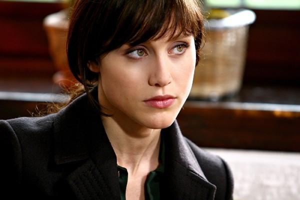 Gabriella Pession in una scena de 'Il capitano 2', episodio 'Operazione tritolo - prima parte'