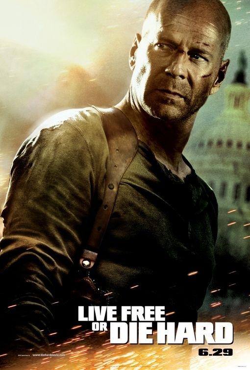 La locandina di Die Hard - Vivere o morire