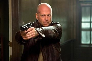 Bruce Willis in Die Hard - Vivere o morire