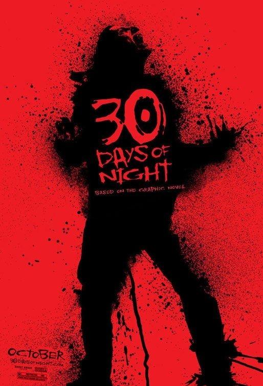 La locandina di 30 giorni di buio (30 Days of Night)