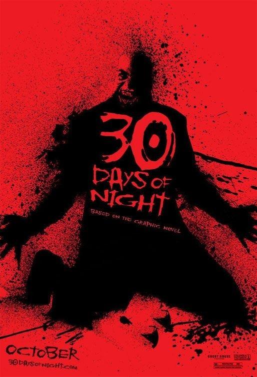 La locandina di 30 Days of Night