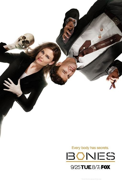 La locandina di Bones