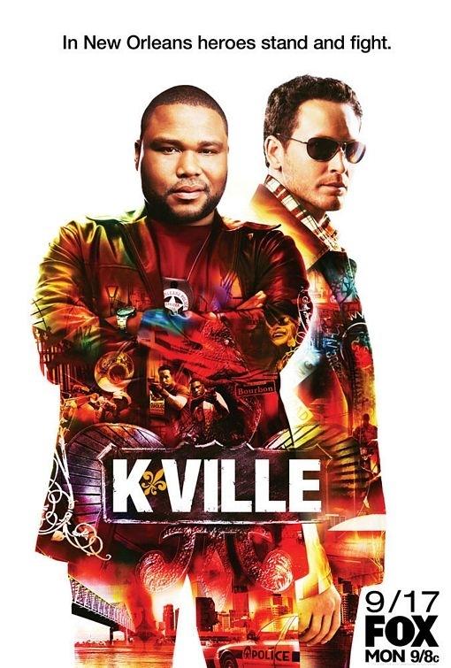 La locandina di K-Ville