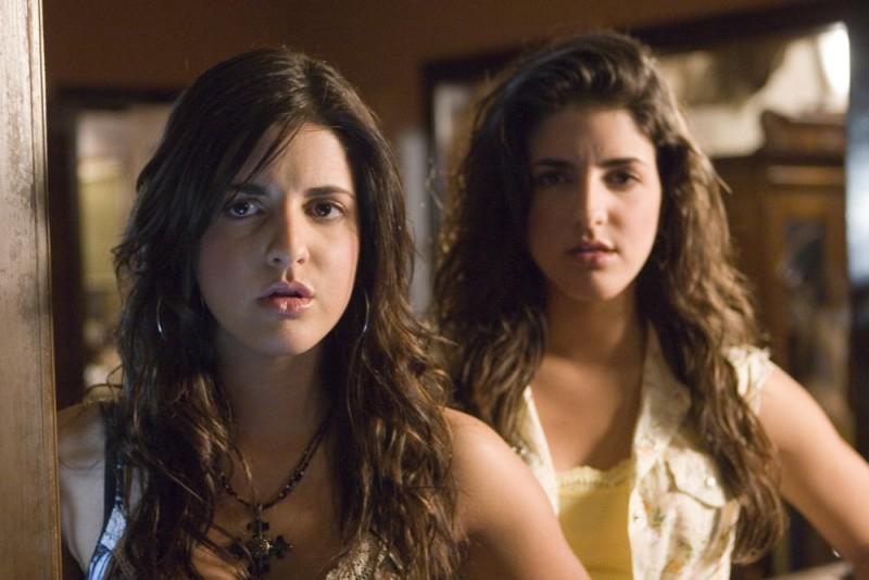 Due sexy protagoniste del film del film Planet Terror, episodio del double feature  Grind House