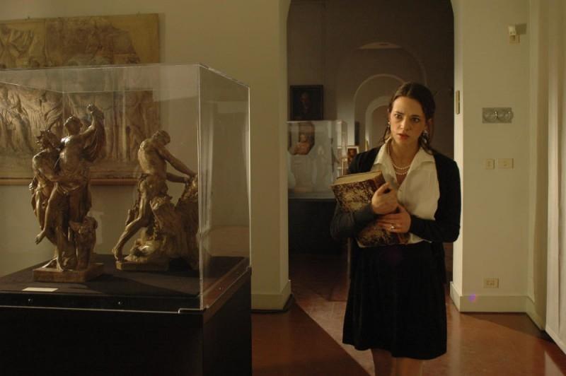 Asia Argento in una scena del film La terza Madre, capitolo conclusivo della trilogia dellestreghe