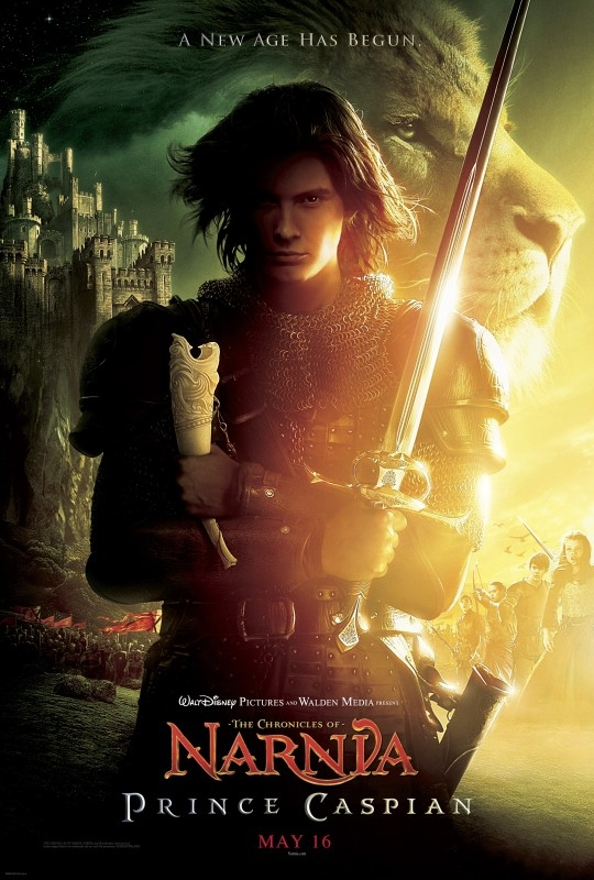Il teaser poster di Le cronache di Narnia: Il principe Caspian