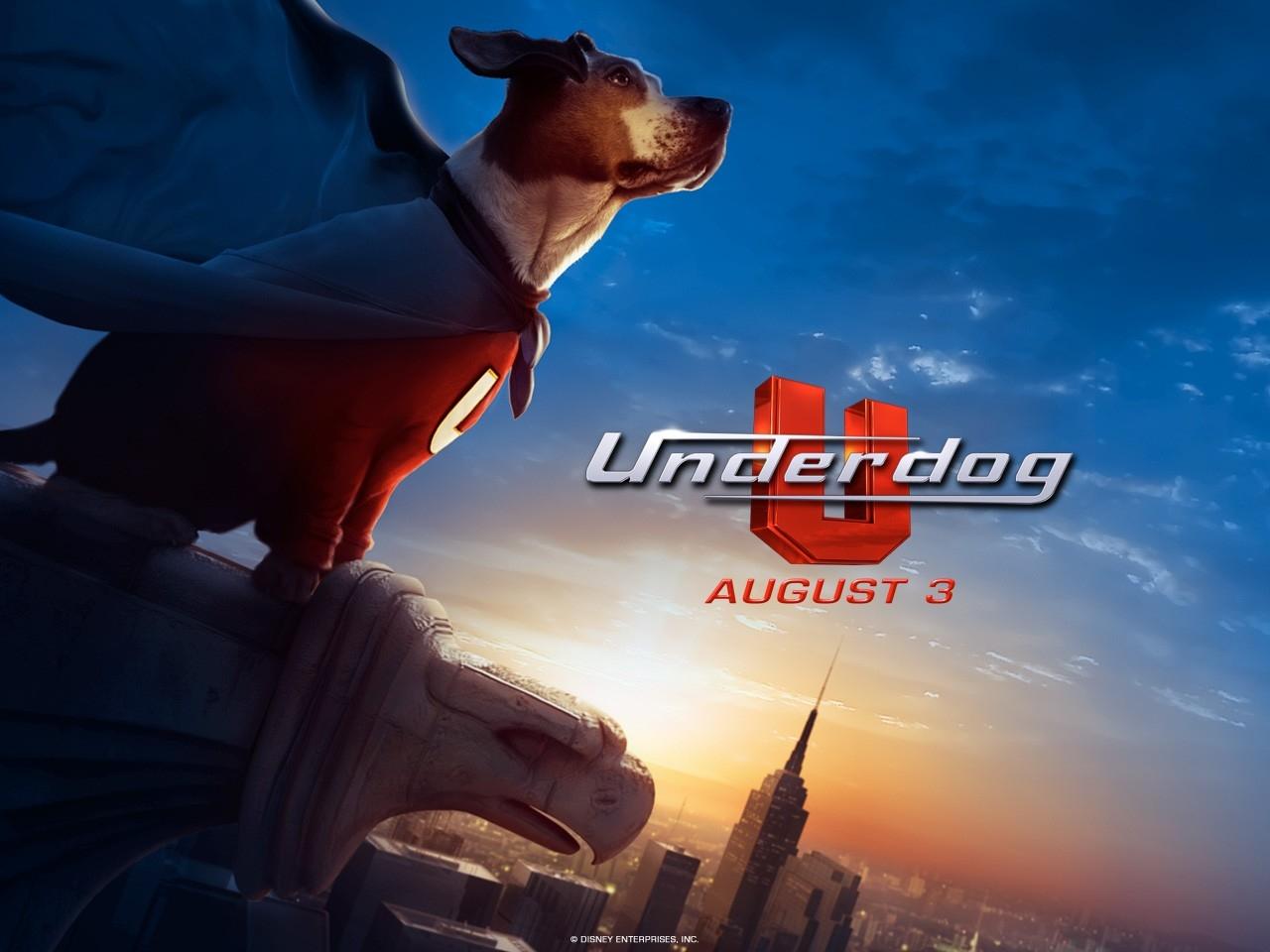 Wallpaper del film Underdog - Storia di un vero supereroe
