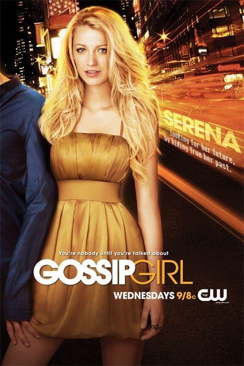 La locandina di Gossip Girl
