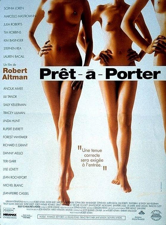 La locandina di Prêt-à-Porter
