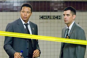 Terrence Howard e Nicky Katt  in una scena de Il buio nell'anima