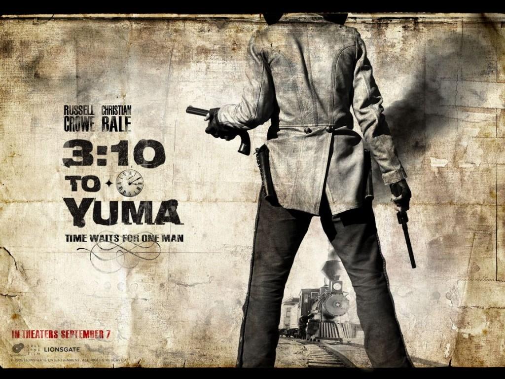 Wallpaper del film Quel treno per Yuma