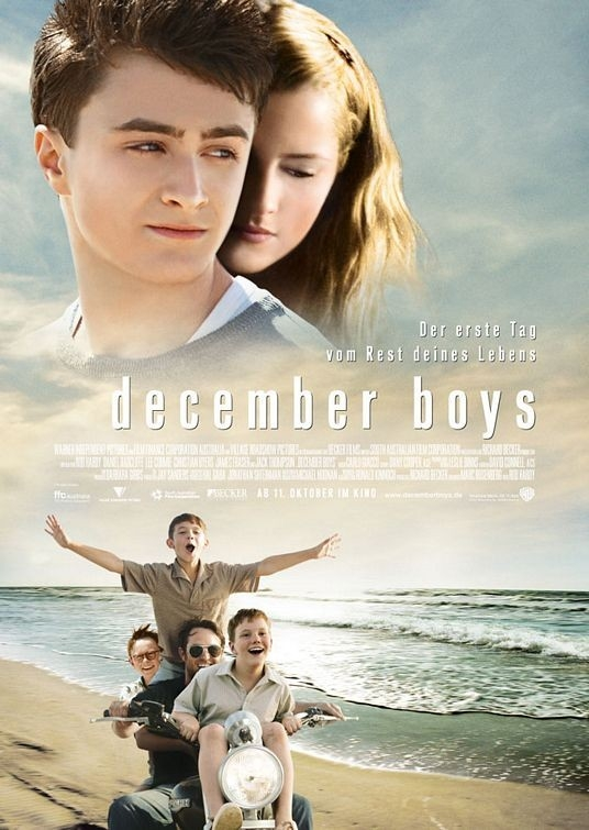 La locandina di December Boys