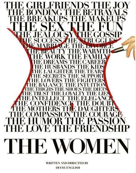 La locandina di The Women