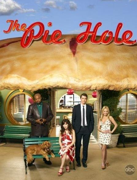 Un'immagine promozionale della serie tv Pushing Daisies