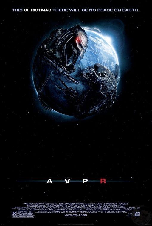 locandina di Alien Vs. Predator: Requiem