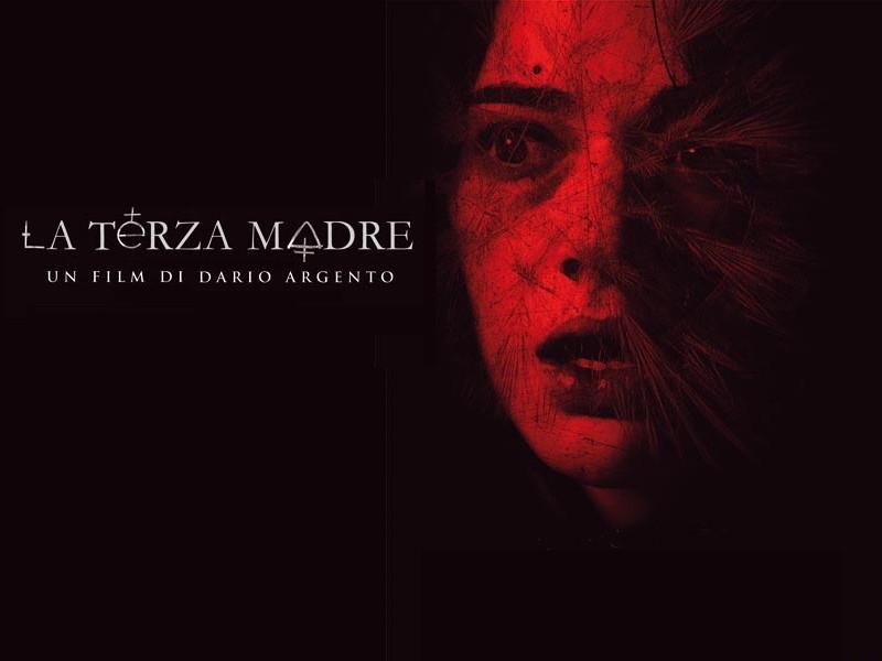 Wallpaper del film La terza madre, di Dario Argento